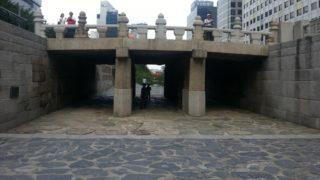 清渓川の広通橋